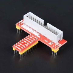 Raspberry Pi 40pins to 26 pins